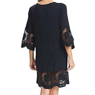 Fantasie Dione Tunic in Black (FS6364) *Sizes S-XL* commande gV3mriCLr