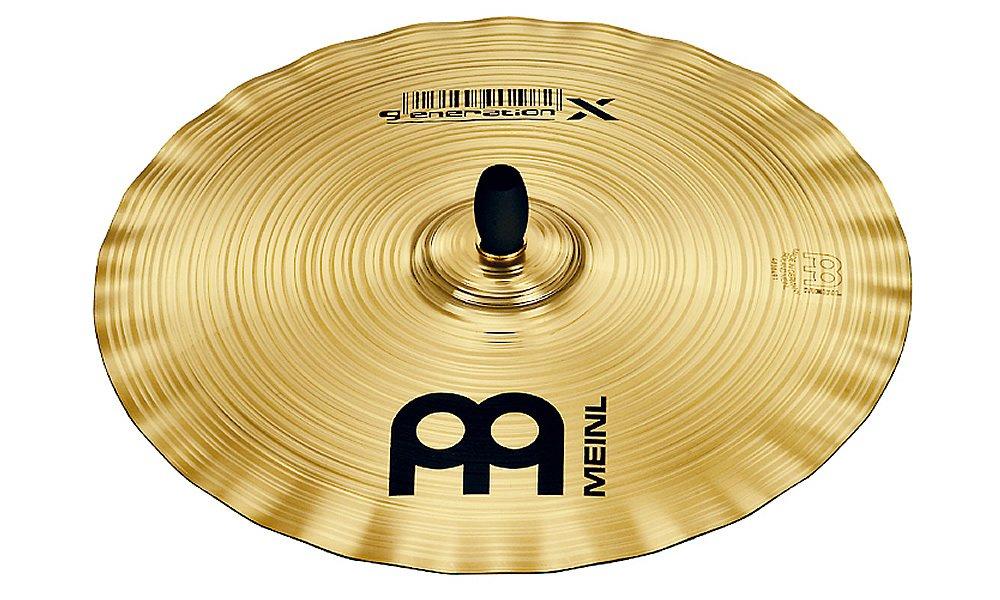 Meinl Cymbals GX-10DB Generation X Serie Drumbal 25, 4 cm (10 Zoll)