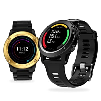 Pretty-jin HD Full Round Screen New Smart Watch H1 Android System4 ...