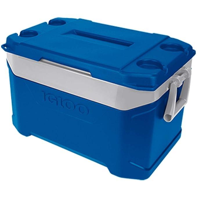 Igloo Nevera portátil Latitude 47 litros Azul Mini, Camping ...