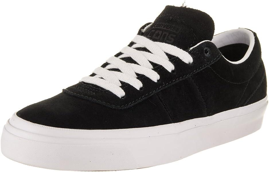 3290445c6d1e Converse Unisex One Star CC Pro Ox Black White White Skate Shoe 10 ...