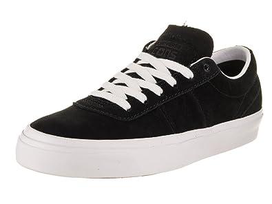 f3cdf79e71fb Converse Unisex One Star CC Pro Ox Black White White Skate Shoe 11 Men