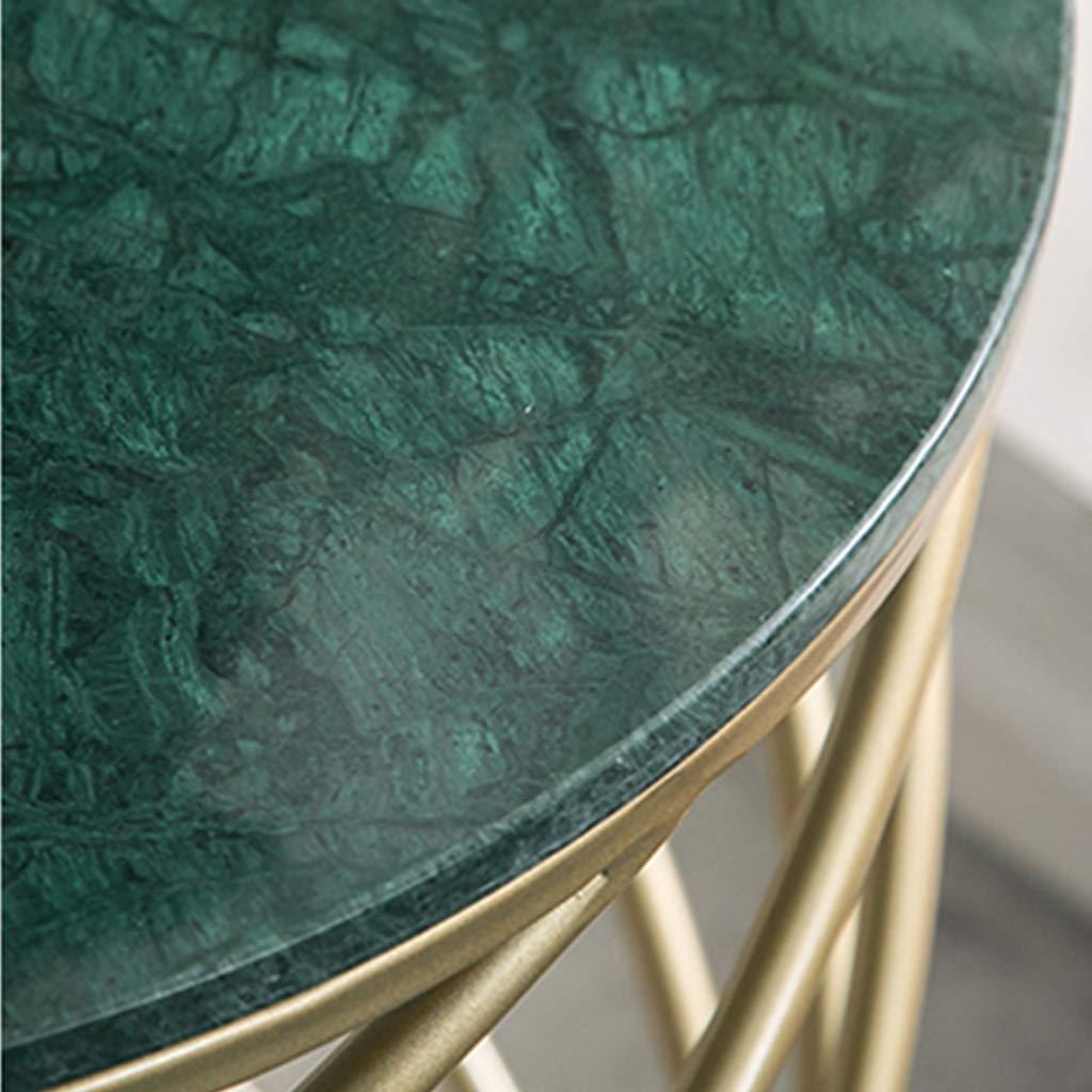 Color : Green, Size : 50 * 50 * 57cm Tables basses Canapé ...