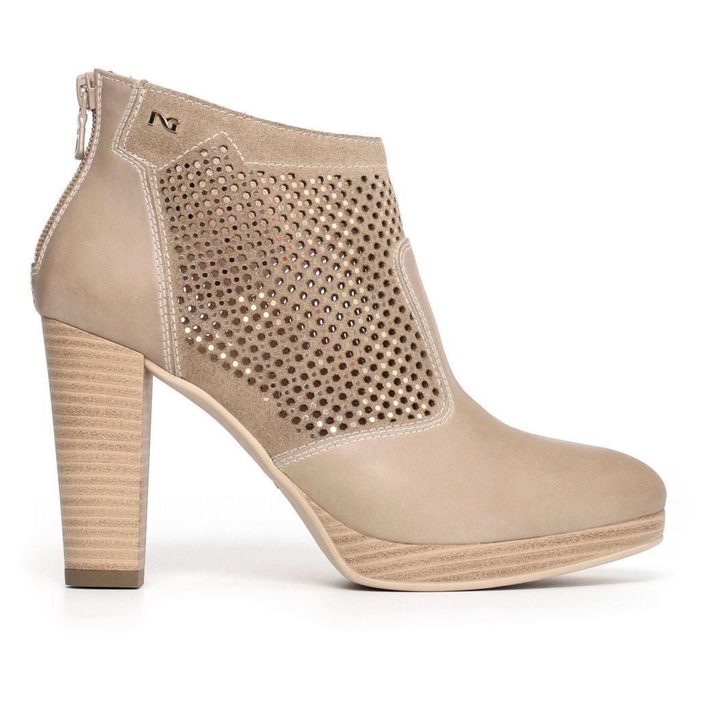 TALLA 37 EU. Nero Giardini Mujer Zapatillas Altas
