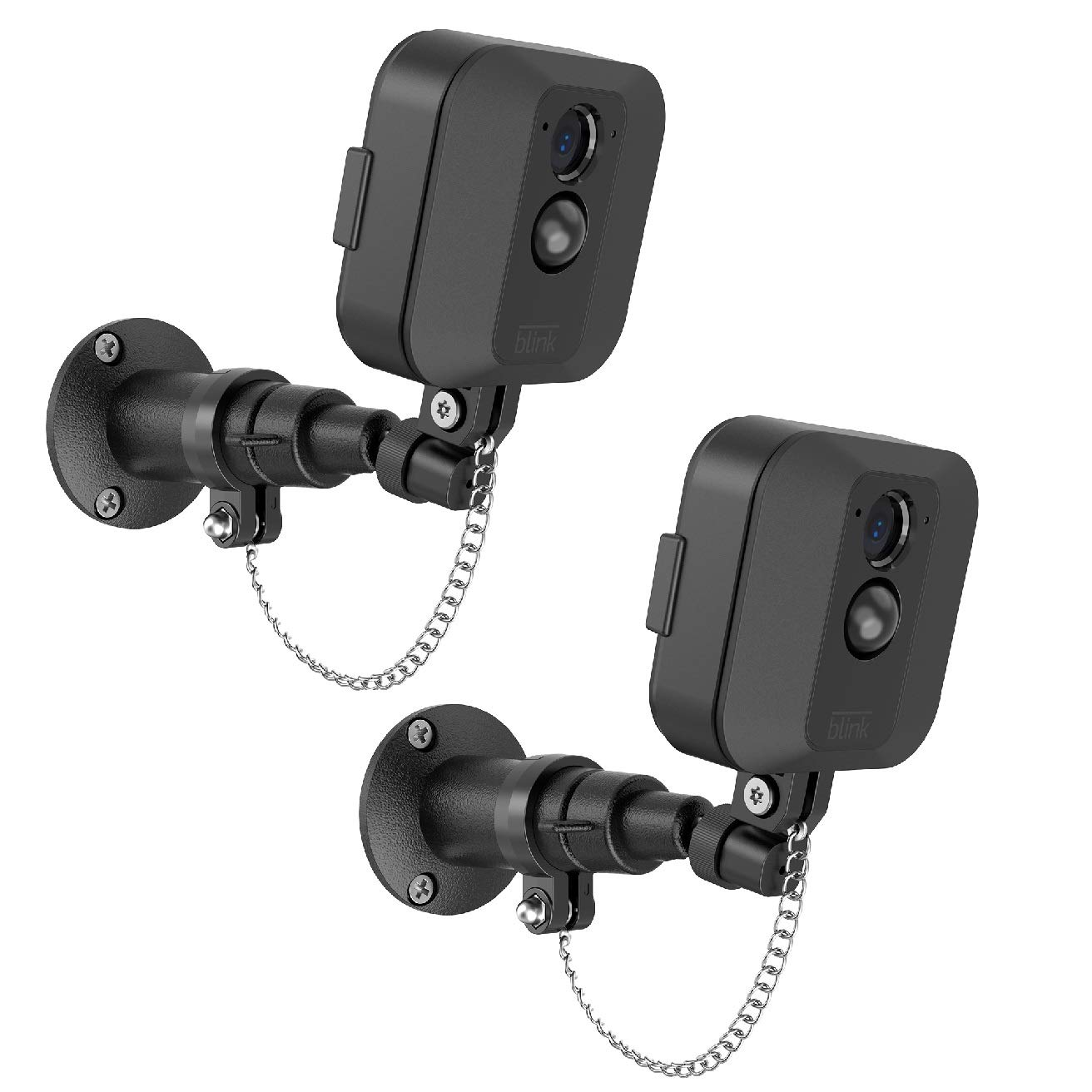 Blink XT Camera Wall Mount Bracket - Anti-Theft Security Chain and Mount  Compatible with Blink XT Outdoor Camera - Extra Security for Your Blink