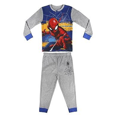 Spiderman - Pijama dos piezas - para niño multicolor multicolor