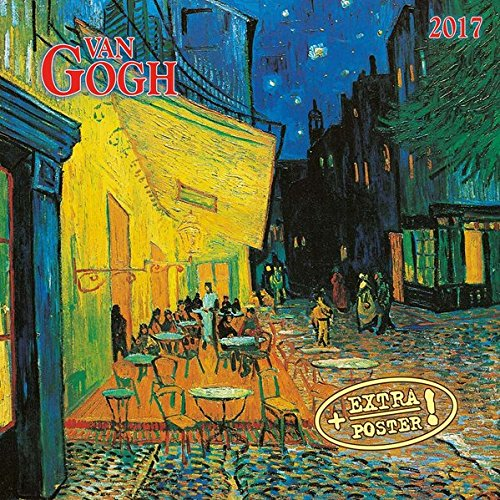 Vincent Gogh Colours Night CL54416 product image