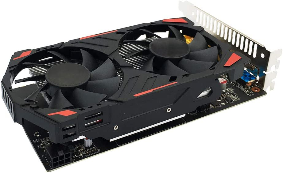 BEESCLOVER 2G DDR5 128B IT PCI Express 2.0 Video Game Graphics Cards GTX750ti-2G
