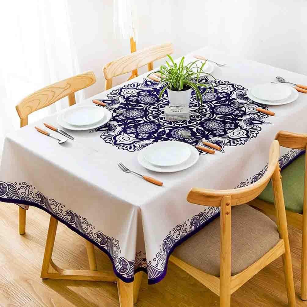 Tischdecken Baumwolle Leinen Wohnzimmer Couchtisch Esstisch Tischdecke moderne einfache Tischset , 004 , 140180cm B07BNSTPZL Tischdecken Hohe Qualität und Wirtschaftlichkeit     | Queensland