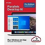 Parallels Desktop Pro 16 for Mac | Virtual Machine Software | 1-Year Subscription [Mac Download]