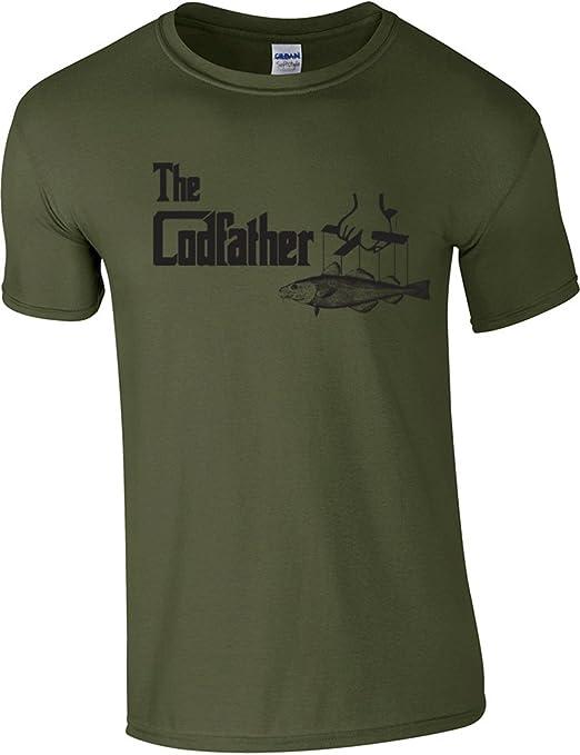 /La Codfather/ /P/êche T-Shirt Taille S /à 2/x L 360/P/êche/