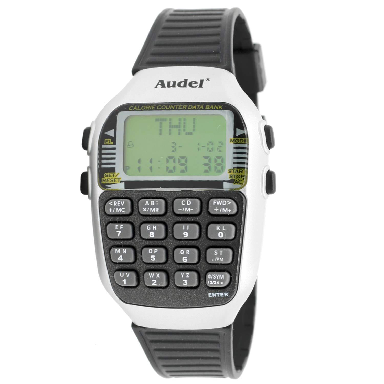 Reloj Audel MC-5101 Crono Alarma DataBank Calculadora