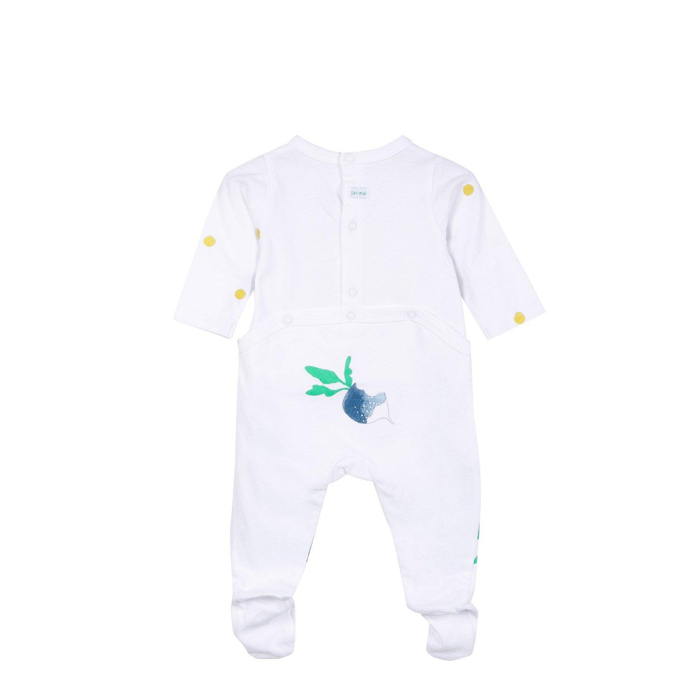 Catimini Pyjama Jersey, Pelele para Dormir para Bebés, (Imprimé 01), 6-9 Meses (Tallas De Fabricante: 9M): Amazon.es: Ropa y accesorios