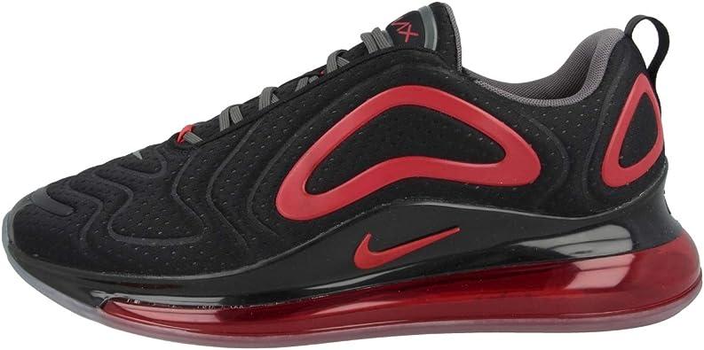 Amazon Com Nike Men S Shoes Air Max 720 Mesh Cn9833 001 Black