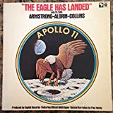 The Eagle Has Landed, Apollo 11 Misson Landing Recording, Vinyl LP