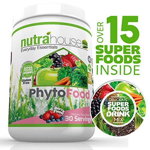 SuperFood Delicious Probiotics Antioxidants NutraHouse product image