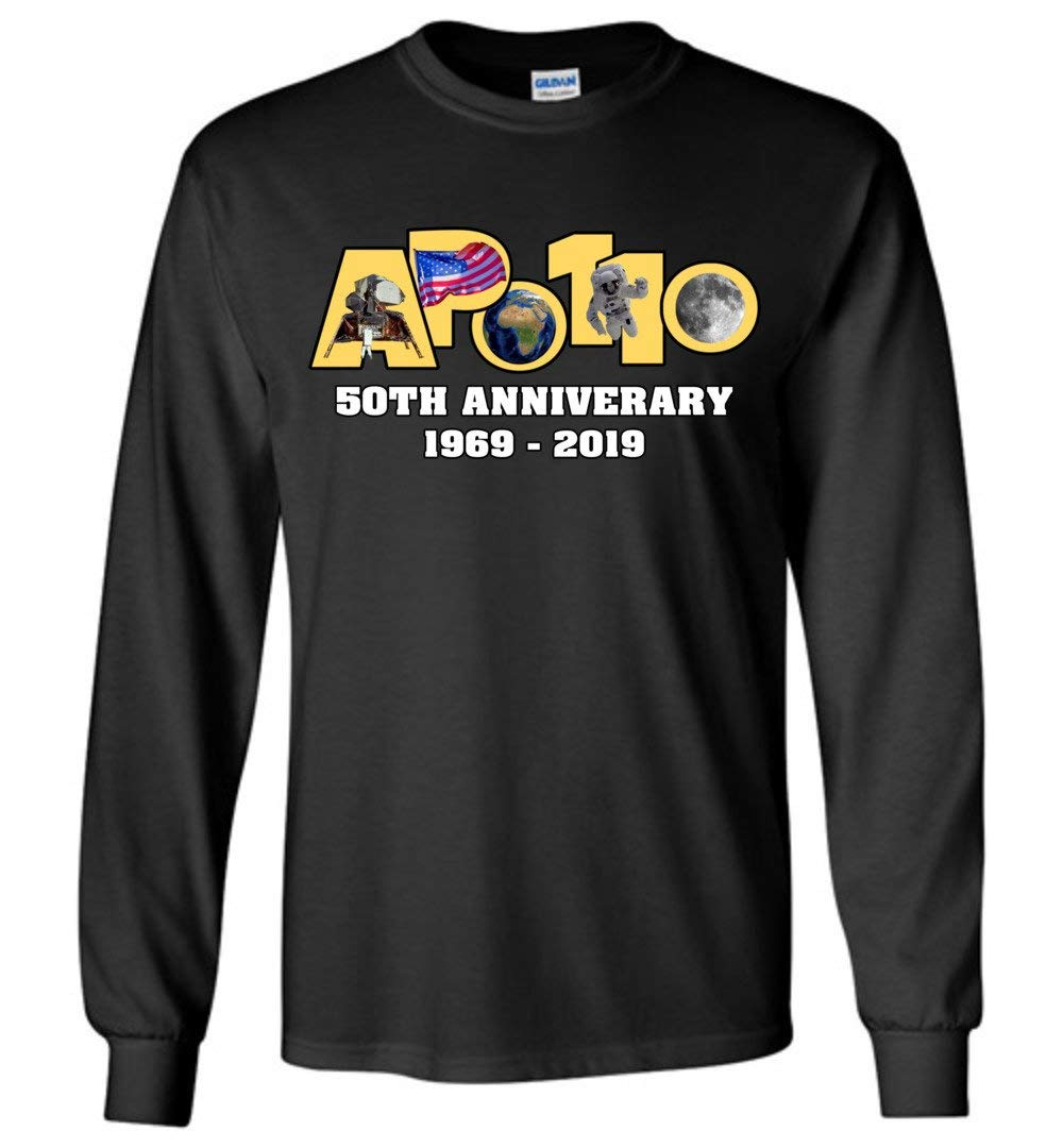 Apollo 11 50th Anniversary Shirts