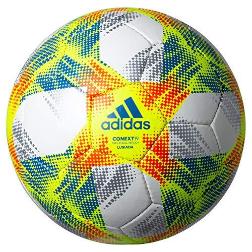 adidas(아디다스) 축구볼 축구공 커넥트 19 루시아다 5 호공 AF502LU 2019년 FIFA주요 대 시합구 레플리카구