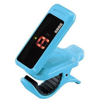 Korg Pitchclip grünPitch-Clip PC-1 Tuner Stimmgerätchromatisch universal
