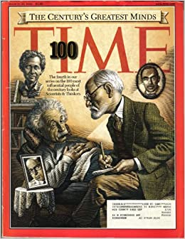 Time Magazine March 29 1999 The Century's Greatest Minds ... 100 Century
