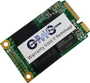 256GB Mini m-SATA SSD Drive SATA III 6GB/s Compatible with Dell Latitude Latitude 14 (E7450), Latitude 14 Rugged Extreme (7404), Latitude 7000 12 (E7240) by CMS C28