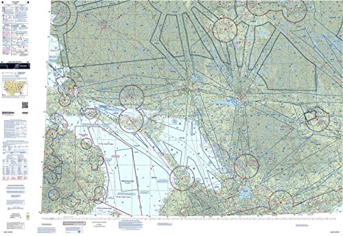 FAA Chart: VFR Sectional LAKE HURON SLH (Current Edition) by FAA Charts