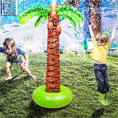 (Saleward Sprinkler Water Toy for Kids, 61