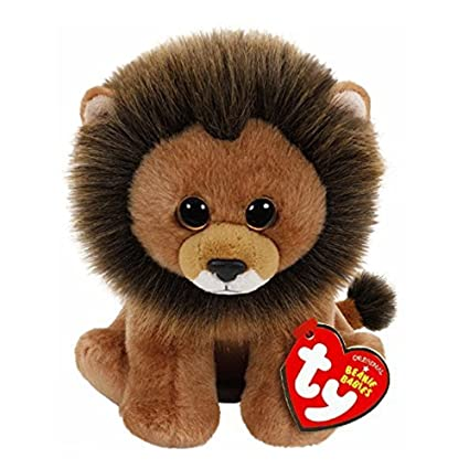 Image Unavailable. Image not available for. Color  Ty Beanie Boos 6 quot   Cecil The Lion Gift Collections Plush Doll Toys 4eea626310de