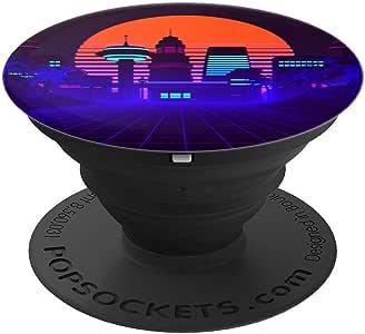 Amazon.com: Vaporwave Aesthetic Retro 80s Sunset Future ...