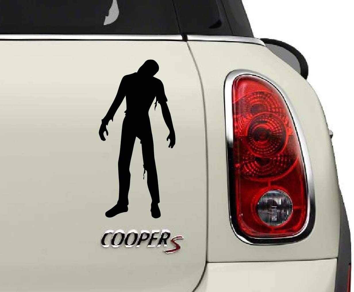 SCI-FI/Comics/Games Decals Zombie Automotive Decal/Bumper Sticker