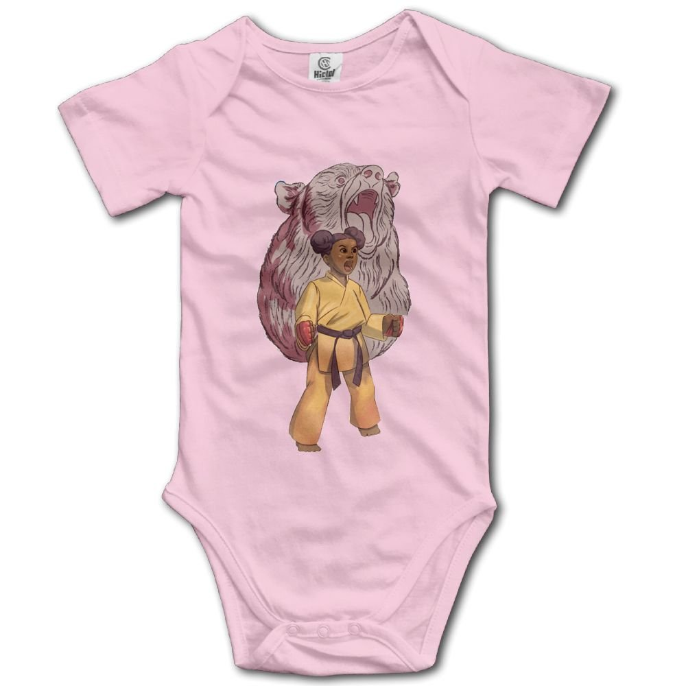 Rainbowhug Kung Fu Animals Unisex Baby Onesie Cartoon Newborn Clothes Funny Baby Outfits Soft Baby Clothes