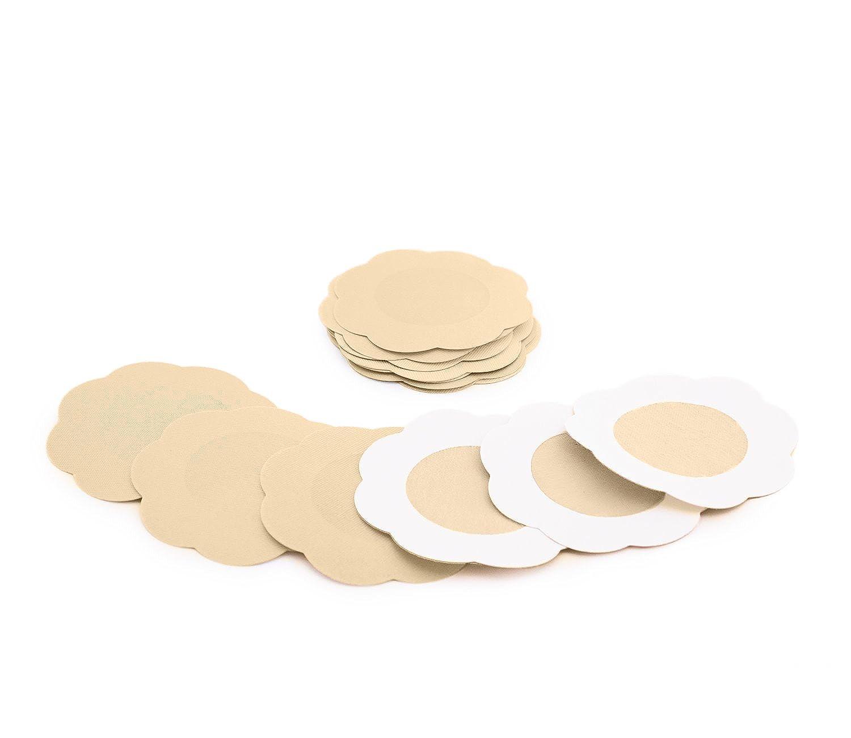 Fasionato Nippleless Cover Adhesive Nipple Concealer 10 Pair