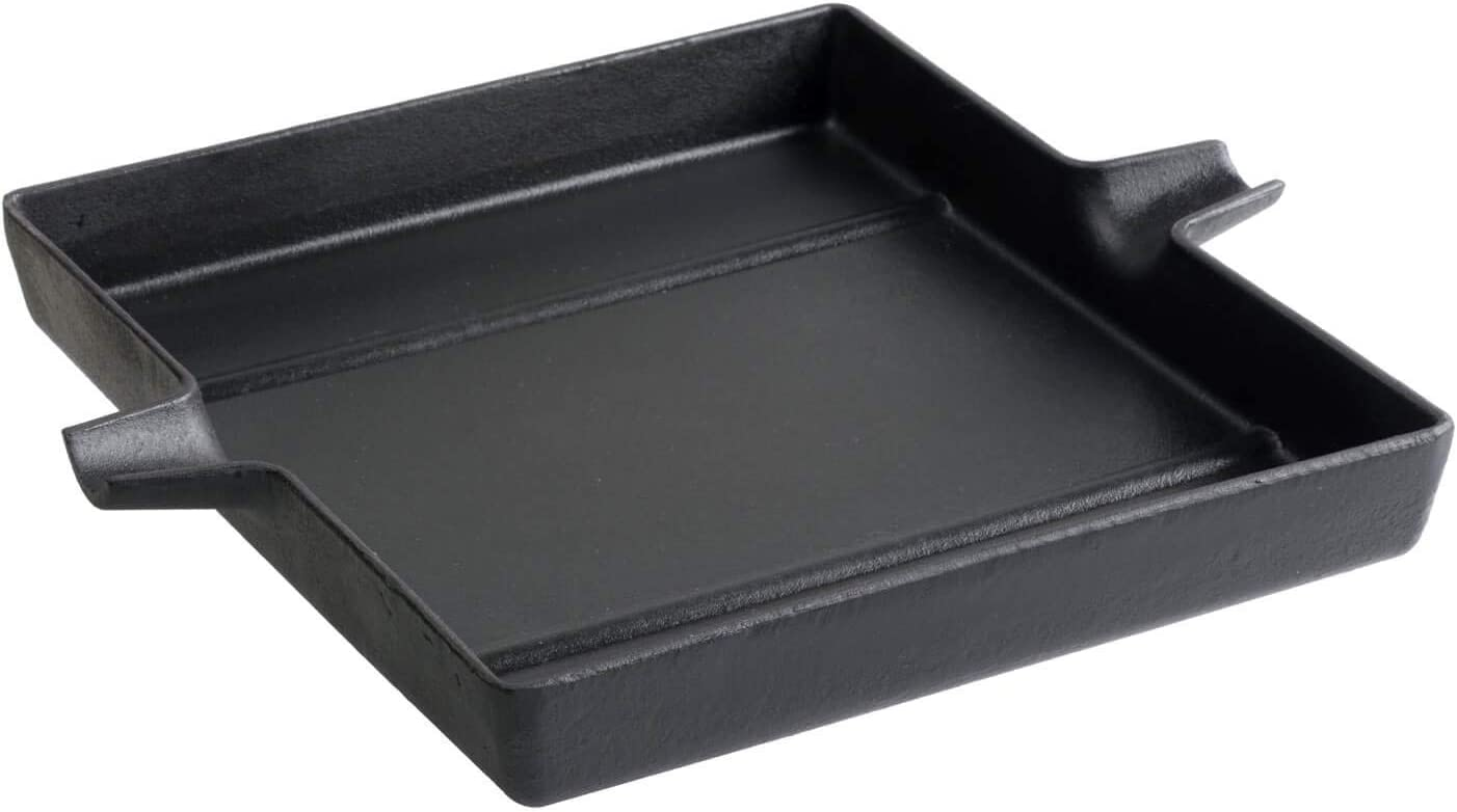 28/x 31/x 3,5/cm 8579 tepro en Fonte po/êle rectangulaire Grille de einleger pour dans syst/ème Noir
