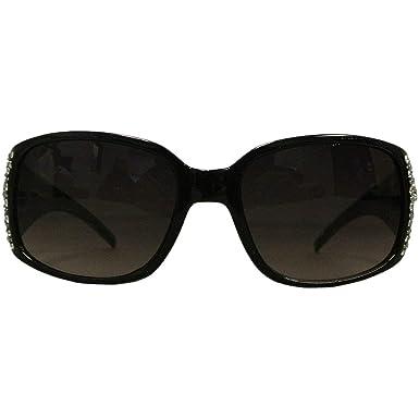 Amazon.com: Conjunto de 2 Gafas de sol Rhinestone caballo ...