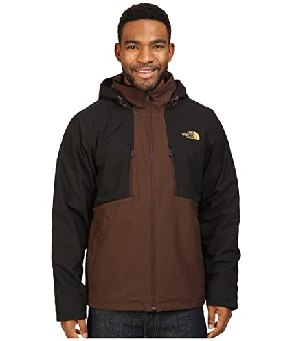 014ead47edda Amazon.com   The North Face Apex Elevation Jacket Coffee Bean Brown TNF  Black Men s Coat   Everything Else