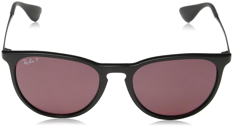656855d157 Ray-Ban ERIKA - BLACK Frame POLAR PURPLE Lenses 54mm Polarized  Ray-Ban   Amazon.ca  Clothing   Accessories