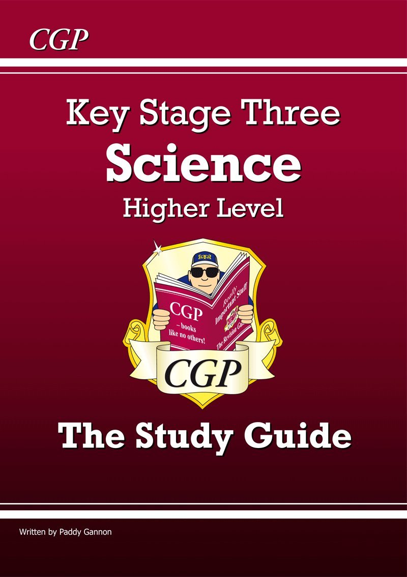 ks3 science study guide higher cgp ks3 science amazon co uk rh amazon co uk cgp revision guides pdf cgp revision guides free download