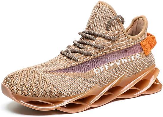 Dilnot Zapatillas Running para Hombre Correr Gimnasio Sneakers Zapatos de Seguridad: Amazon.es: Zapatos y complementos