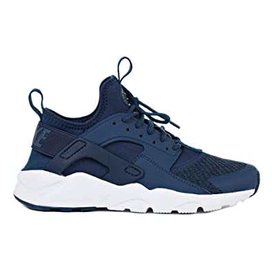 NIKE - Air Huarache Run Ultra SE GS - 942121402 - Color: Navy Blue ...