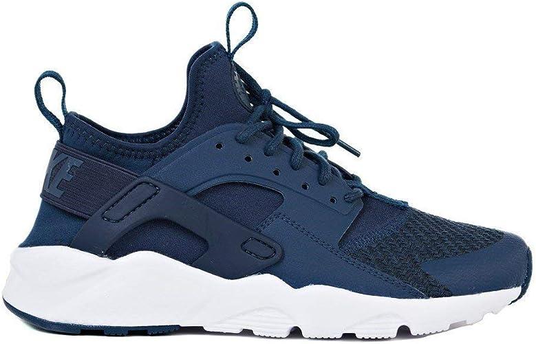 Señora novela Residuos  Nike - Air Huarache Run Ultra SE GS - 942121402 - El Color: Azul Marino -  Talla: 6.5: Amazon.com.mx: Ropa, Zapatos y Accesorios
