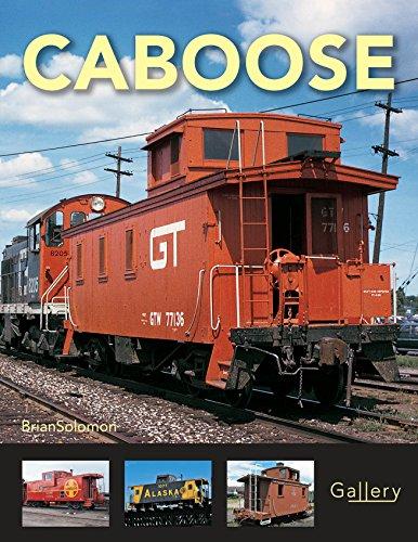 Caboose Gallery Brian Solomon ebook product image