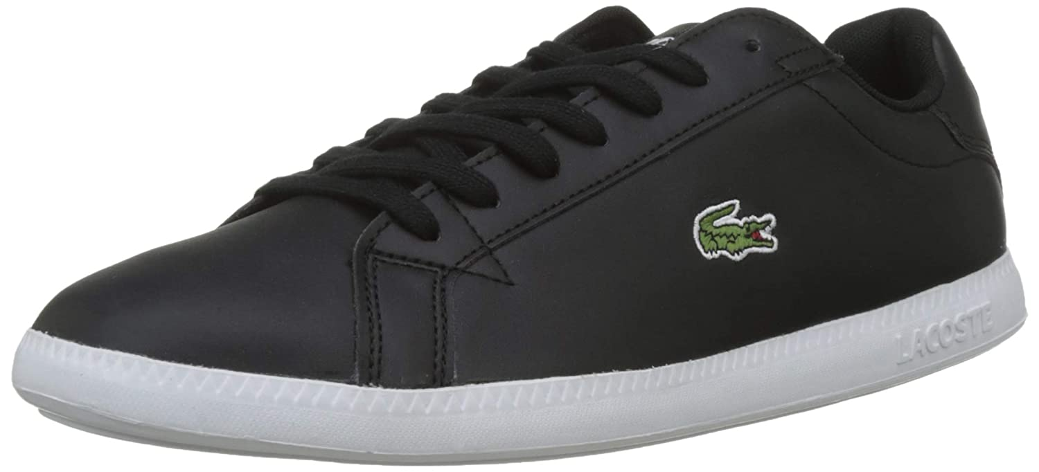 3ffa4e4a82ff Lacoste Men s Graduate Bl 1 SMA Trainers  Amazon.co.uk  Shoes   Bags