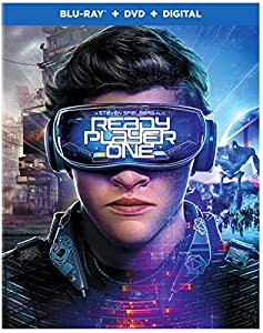 Cover Image for 'Ready Player One [Blu-ray + DVD + Digital]'