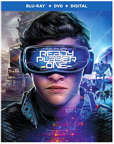 Ready Player One  Bd   Blu Ray