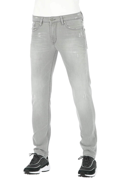 Hose Please Frau Jeans ANGEBOT S Gr. P908H1015 Grau ITALY IN