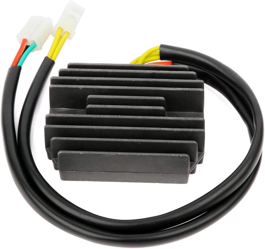 ANPART Voltage Regulator Rectifier Fit For 1978-1979 Honda CX500 1979-1982 Honda CX500C 1979-1981 Honda CX500D 1986-1987 Honda Rebel 450
