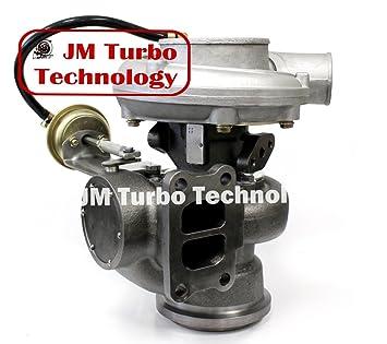 JMTURBO Cat Caterpillar Diesel 3116 Turbo turbocompresor (versión 2) nuevo: Amazon.es: Coche y moto
