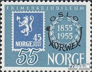 Prophila Collection Noruega Michel.-No..: 395 1955 exposicion de Sellos (Sellos para los coleccionistas) Sello en Sello: Amazon.es: Juguetes y juegos