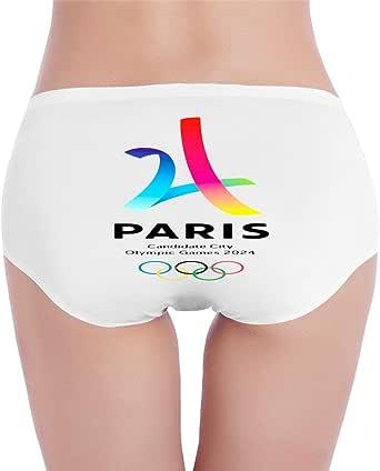 Olympic symbol bikini panties