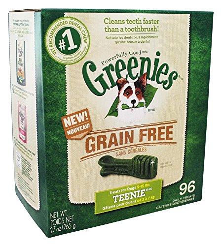 Greenies Grain Free Dental Teenie